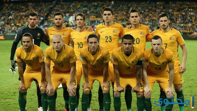 استعدادات استراليا لكأس العالم