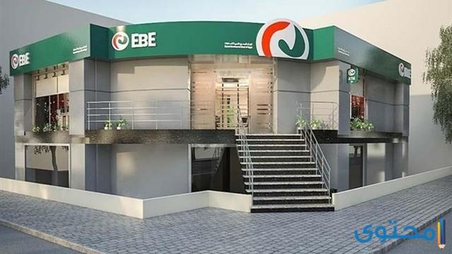فروع البنك المصري لتنمية الصادرات