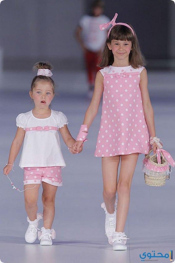 اجمل ملابس اطفال بناتي اجمل ملابس للبنات للعيد 2019 مدونة عراقنا