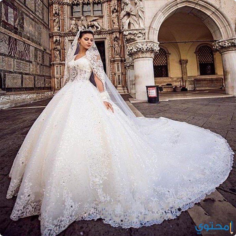 فساتين زفاف سندريلا
