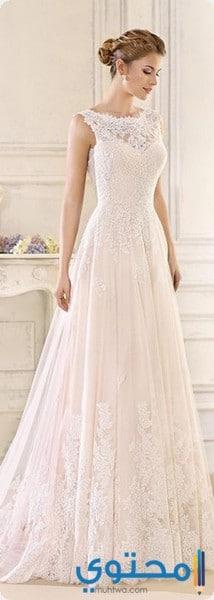 أخر صيحات الموضة لفساتين الأفراح