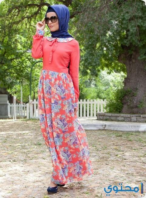 c93e5adab1315 فساتين العيد 2019 للفتيات بموديل تركي - موقع محتوى