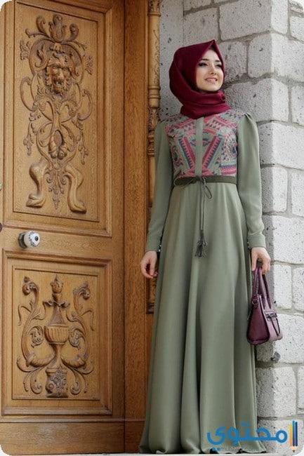 صور فساتين العيد بموديلات حديثة 2022 - موقع محتوى