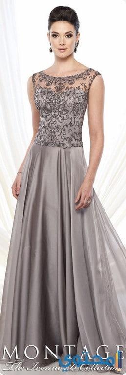 موديلات لفساتين سوارية