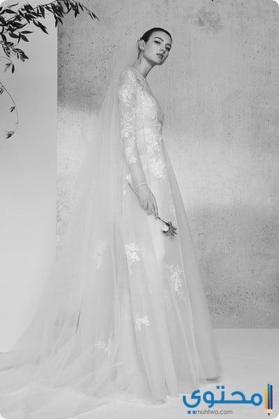 موديلات فساتين زفاف لأيلي صعب