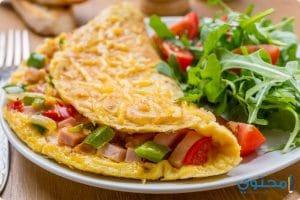 طريقة عمل فطور صباحى سهل وخفيف
