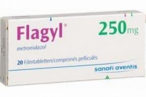 فلاجيل Flagyl شراب مطهر ومضاد للجراثيم