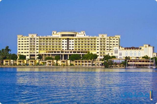 فندق توليب أسوان