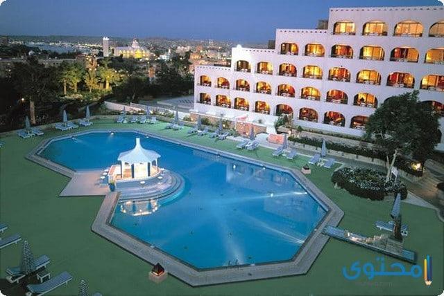 فندق بسمة أسوان