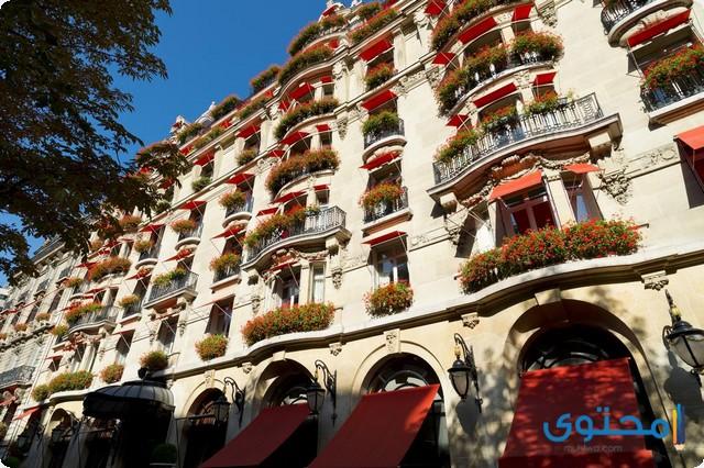 فندق شانزليزيه بلازا باريس