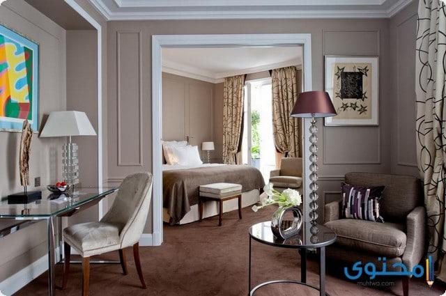فندق لو بورغوندي باريس