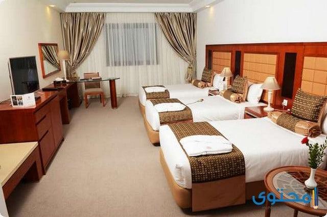 فندق ماري جولد تونس