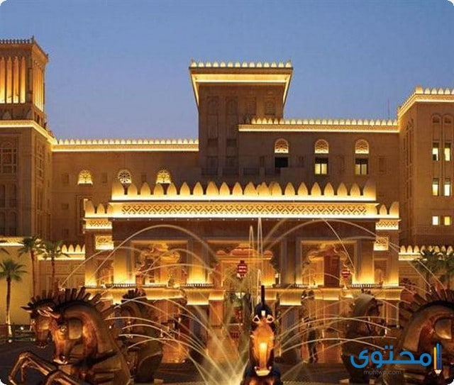 افضل فنادق دبي 5 نجوم 2020 موقع محتوى