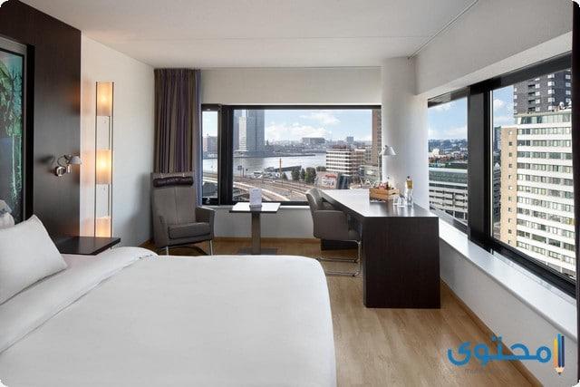 فندق إنتل روتردام سنتر