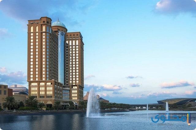 فندق شيراتون دبي