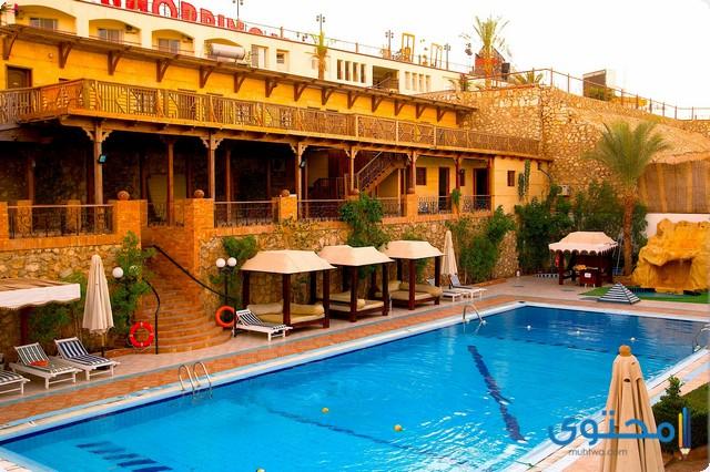 فندق نعمة بلو
