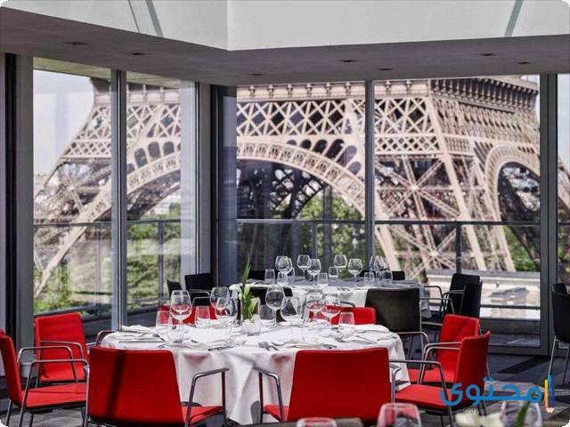 بولمان باريس برج إيفل