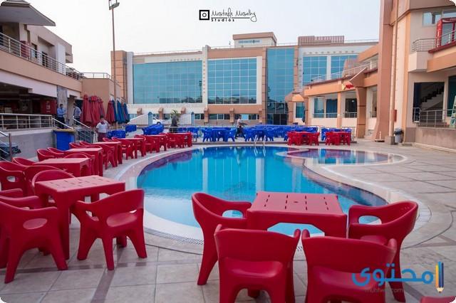 فندق ألترا ترانس القاهرة