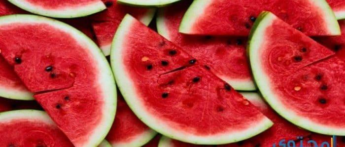 فوائد البطيخ الكثيرة للبشرة والشعر