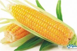 فوائد أكل الذرة الصفراء