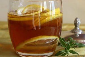 أهمية وفوائد الشاي بالليمون للجسم