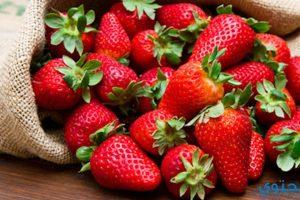 فوائد وأضرار الفراولة للصحة والتخسيس والبشرة