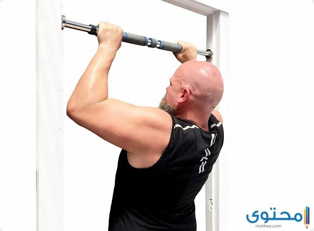 فوائد تمرين العقلة للعضلات