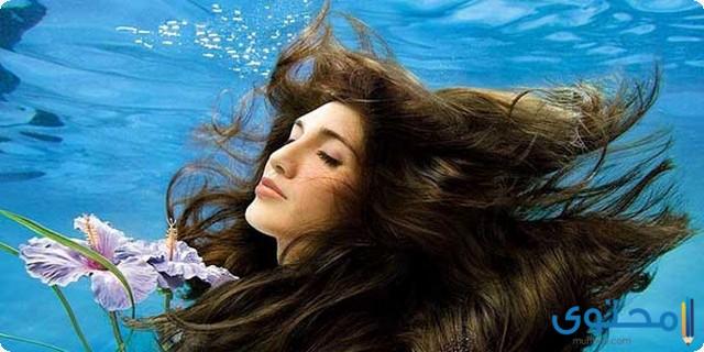 اهمية ماء البحر للشعر