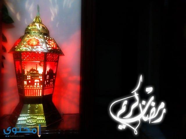 خلفيات فوانيس رمضان hd