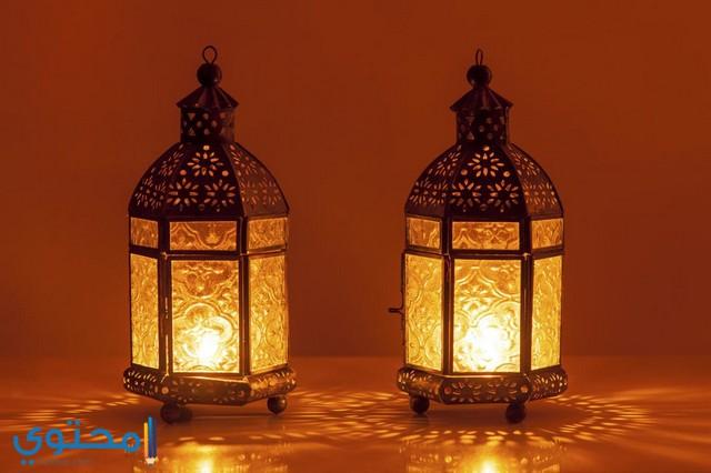 رمزيات فانوس رمضان روعه