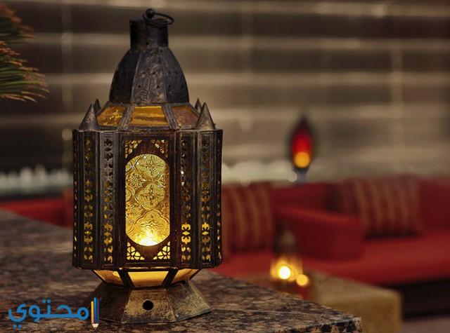 فانوس رمضان كبير