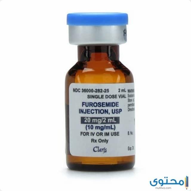 فوروسيميدFurosemide علاج مدر للبول