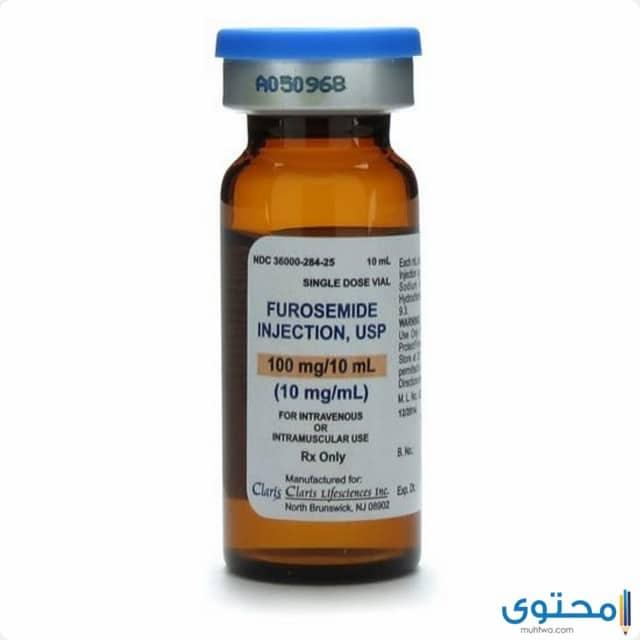 الجرعة المسموح دواء فوروسيميد