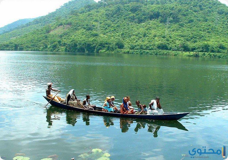 بحيرة فولتا