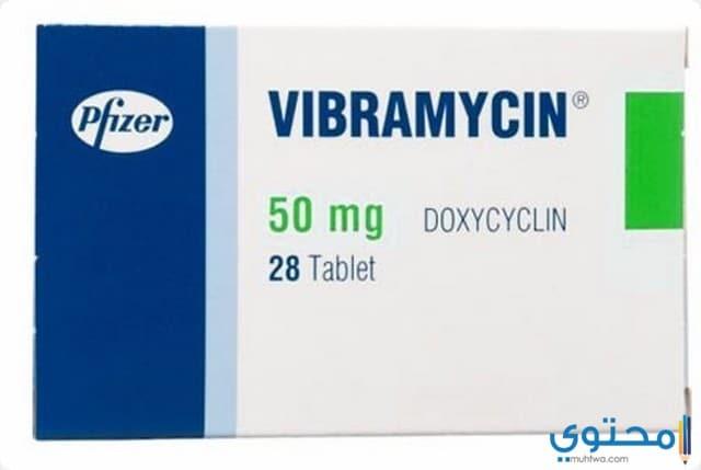دواعي الاستعمال لدواء فيبراميسين