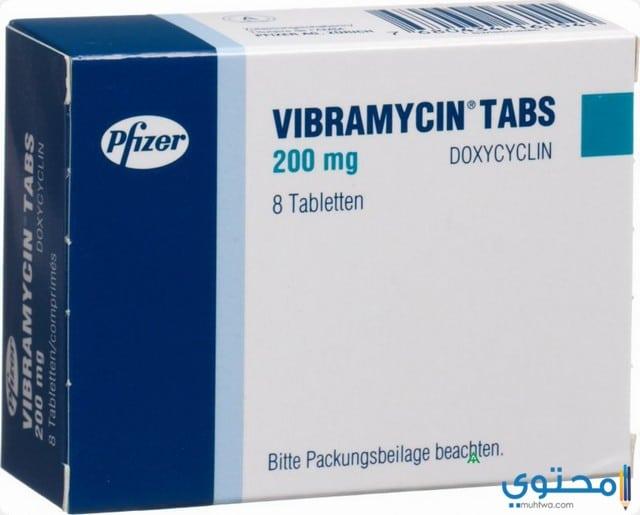 الاثار الجانبية لدواء فيبراميسين