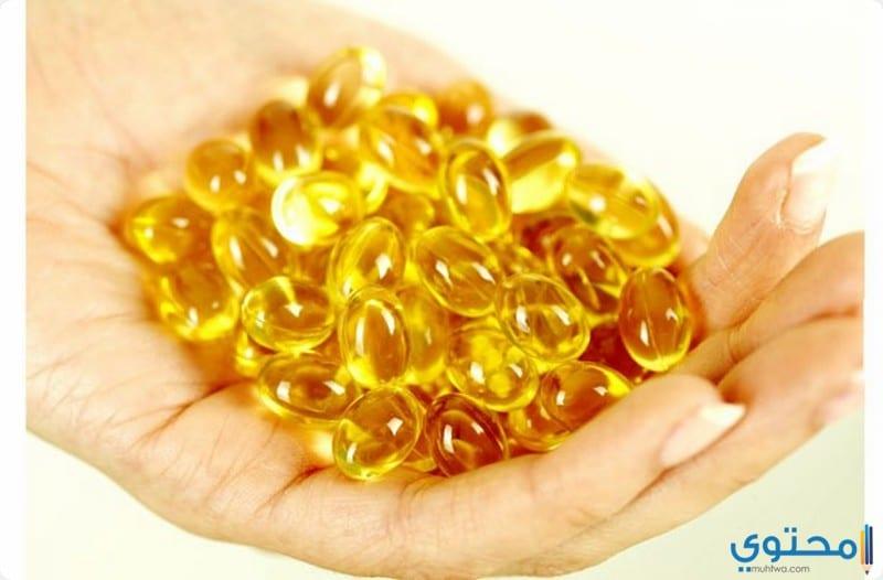فوائد تناول كبسولات فيتامين ه (Vitamin E) - موقع محتوى
