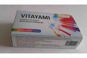 فيتايامي Vitayami لعلاج نقص الحديد والفيتامينات