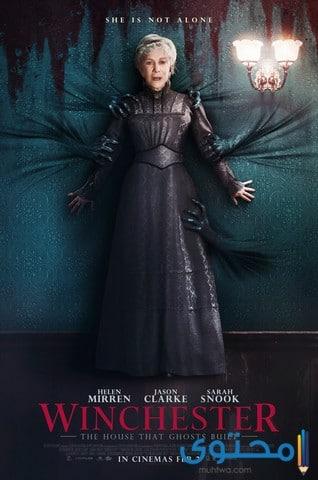 قصة فيلم وينشستر Winchester 2018