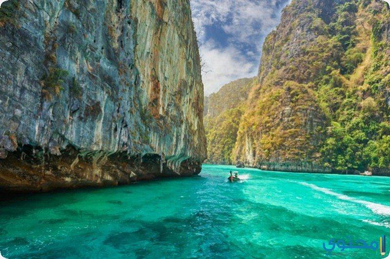 جزيرة في في تايلاند