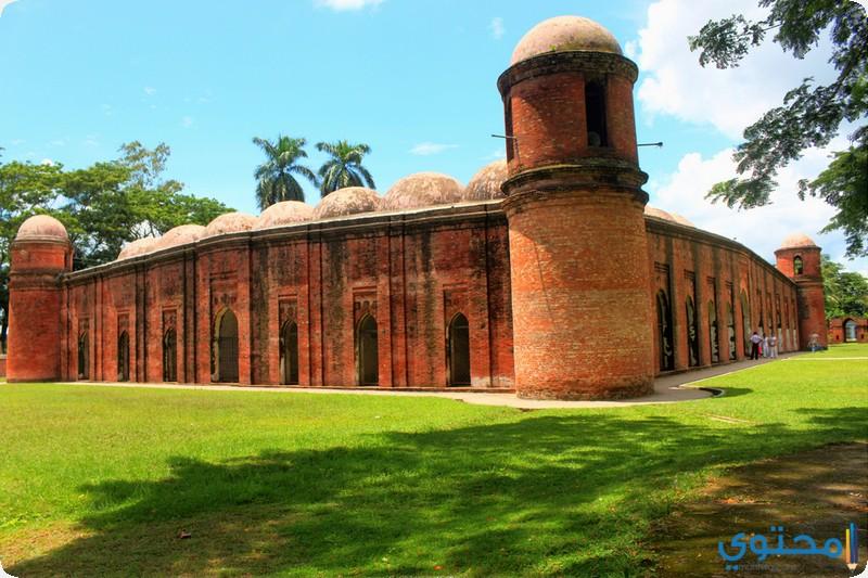 مسجد الستين قبة