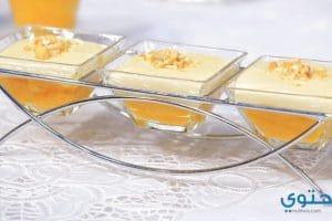 طريقة تحضير قرع العسل الحلو بالبشاميل والمهلبية