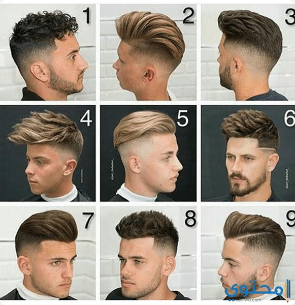 hair style men