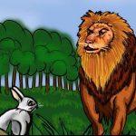 قصة الأرانب والثعلب المكار