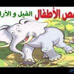 قصة الفيل والأرانب قصة جديدة مسلية