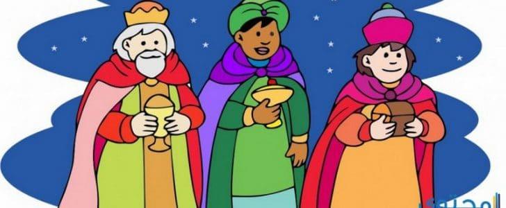قصص اطفال لسن 12 سنة (قصة الملوك الثلاثه)