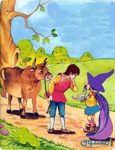قصة جاك ونبتة الفاصوليا