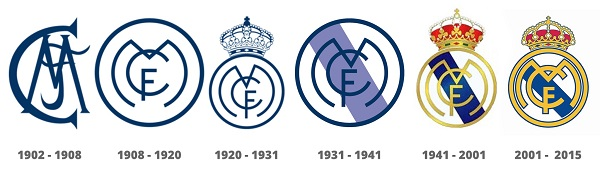قصة شعار ريال مدريد