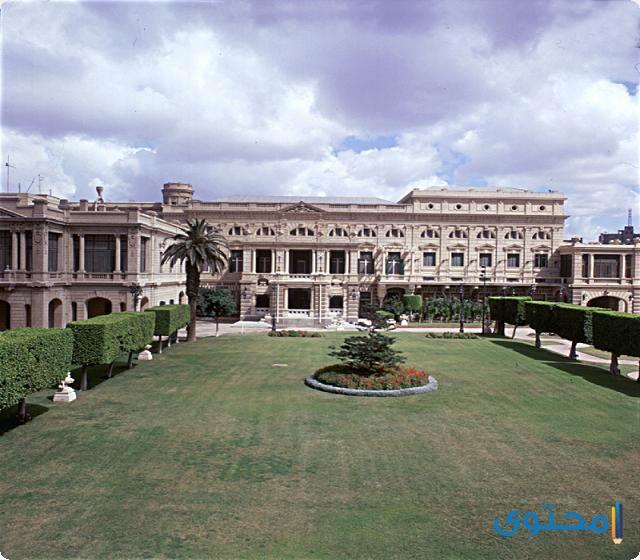 قصر الطاهرة شاهدا على عمليات حرب أكتوبر
