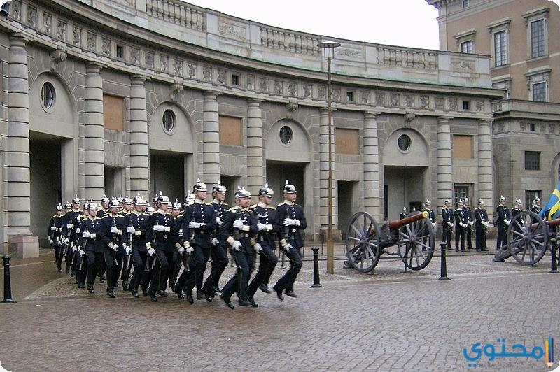 قصر دروتنينغهولم الملكي